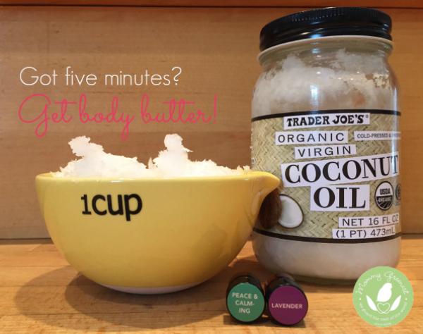 alysia reiner's organic body butter recipe ingredients